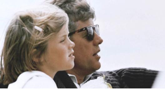 Caroline Kennedy habló sobre los recuerdos que tiene con su padre (AP)