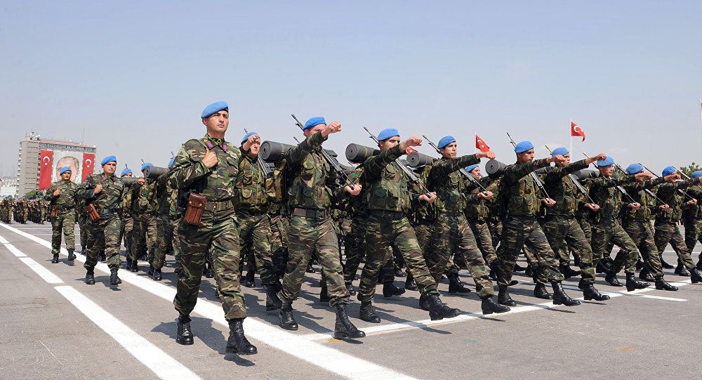 El Parlamento de Turquía autoriza el envío de tropas a Catar
