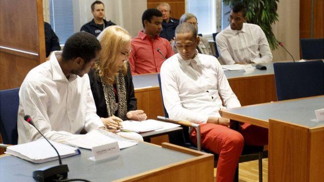 Solo uno de los cinco voleibolistas fue absuelto en la corte de apelaciones (foto de agosto de 2016)/ AFP