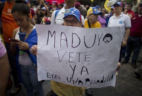 Venezuela al borde del abismo