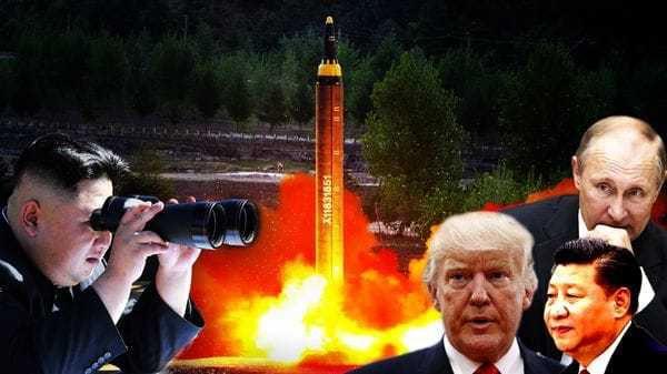 El lanzamiento exitoso de un misil intercontinental por parte del régimen de Kim Jong-un obliga a los líderes mundiales a repensar sus estrategias, pero no hay acuerdos a la vista. Las diferencias entre Estados Unidos, Rusia y China