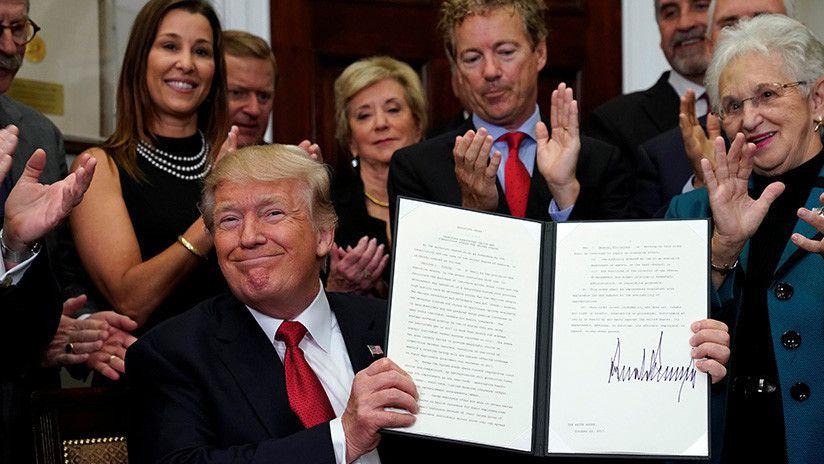 Según el líder de EE.UU, la nueva orden aumentará la competitividad, la oferta y el acceso a la asistencia médica.