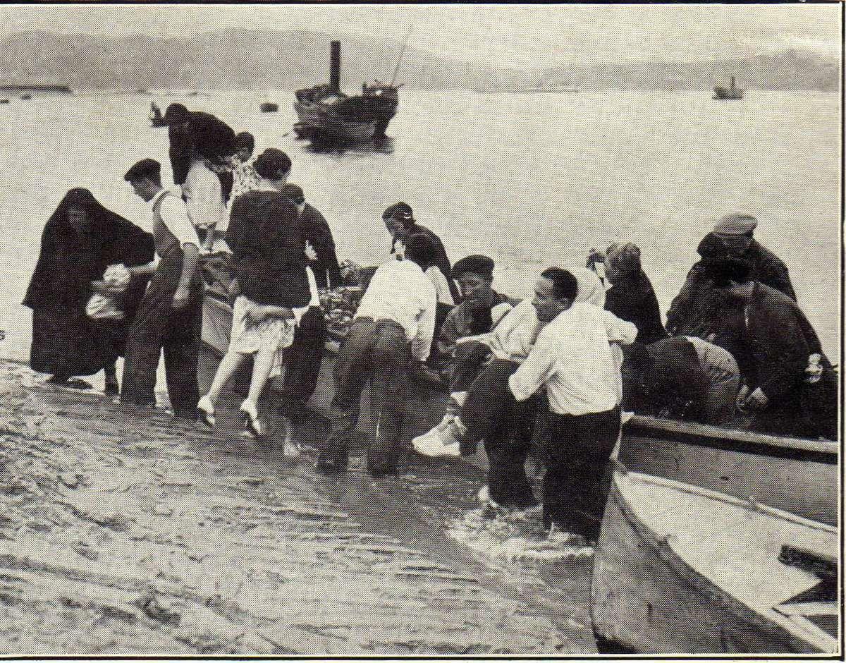 FOTOGRAFIAS DEL FRENTE IRÚN - SAN SEBASTIÁN 1936