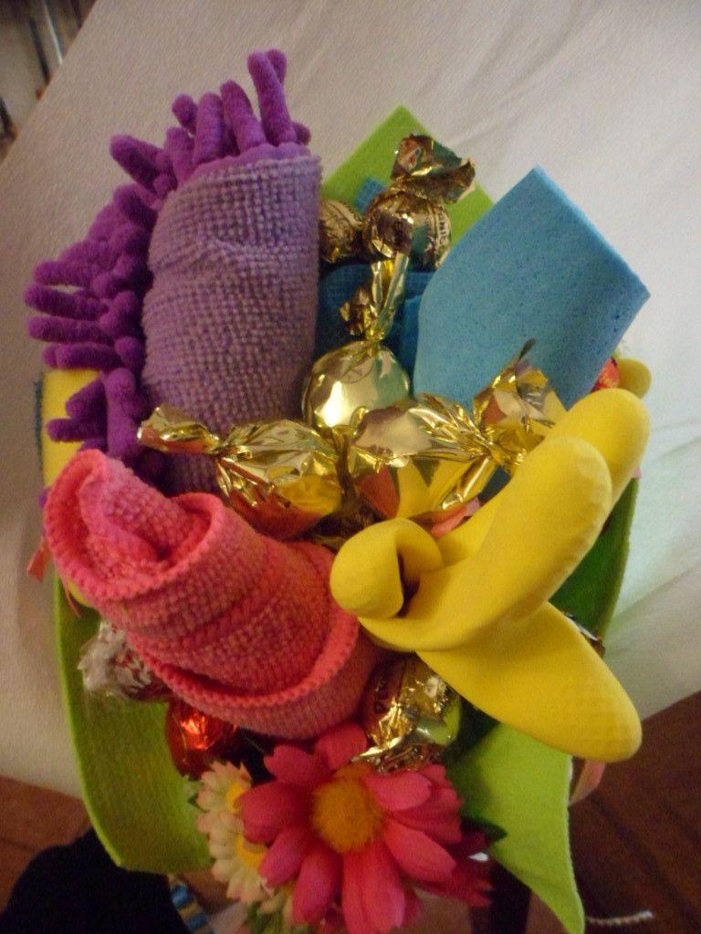 Bouquet di fiori alternativo