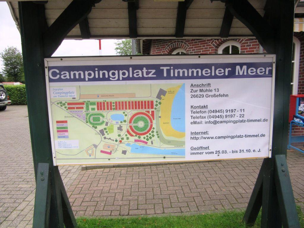 Ostfriesland-Stern&#x3B; Tag X-1 (Anreise)