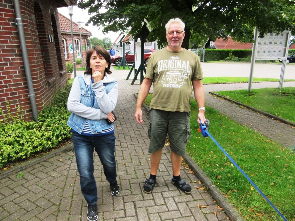 Marianne und Uwe Böhlke&#x3B; Wasserstelle Deimern und VP