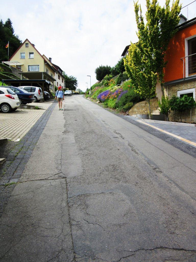 Abwärts nach Bad Lauterberg