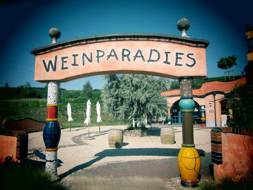 Hundertwasser Weingut in Untereisenheim