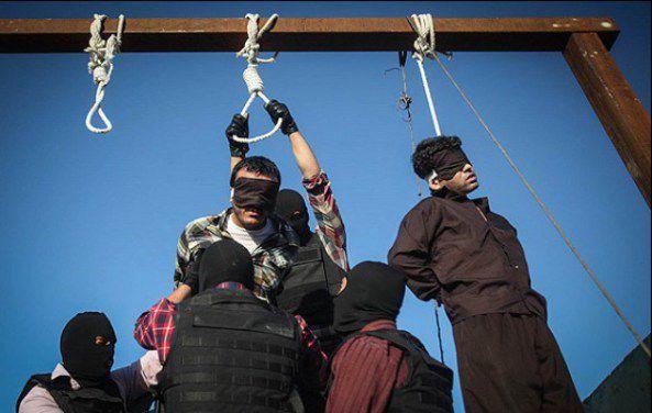 Pendaisons en Iran