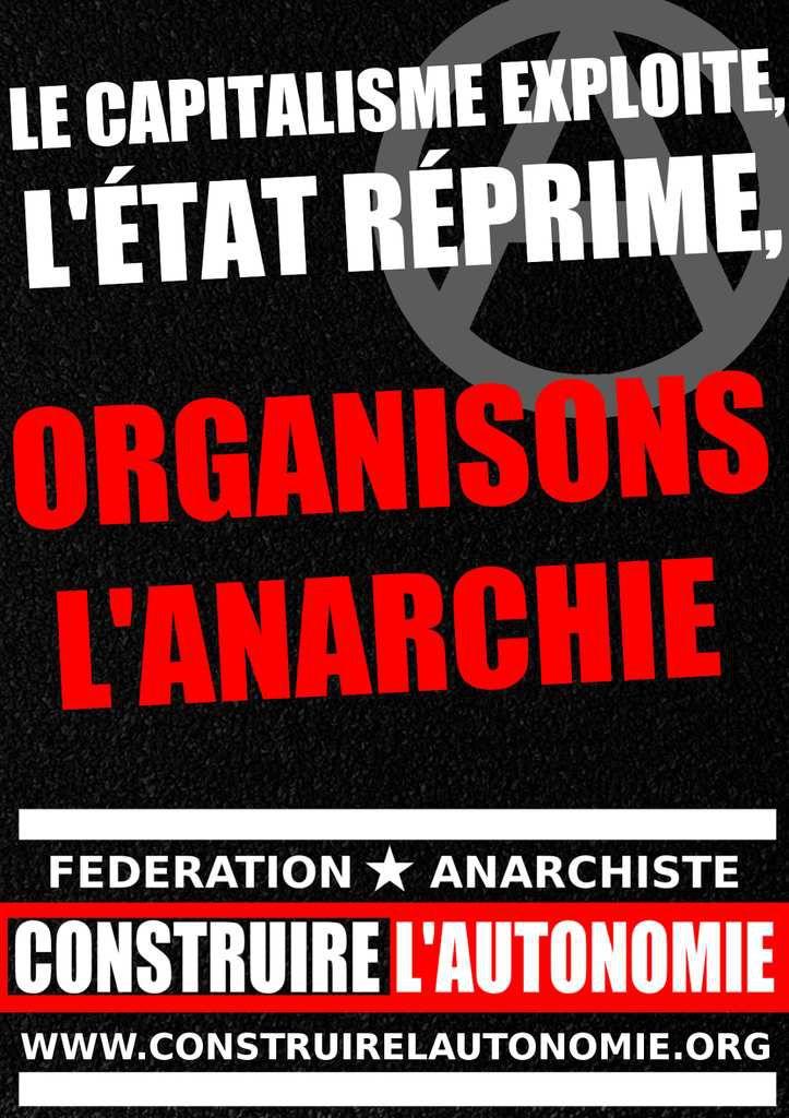 ★ Oser et comprendre l'anarchisme