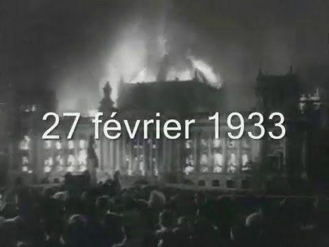 27 février 1933 : le Reichstag brûle