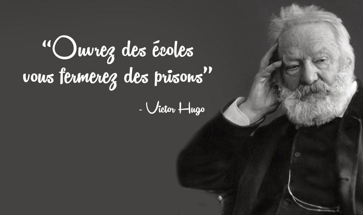 Victor Hugo Défenseur Des Droits De Lhomme Socialisme