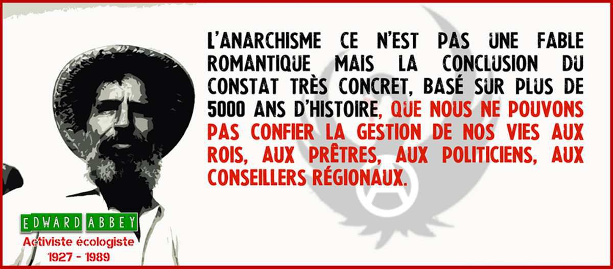 ★ Un point sur l'anarchisme