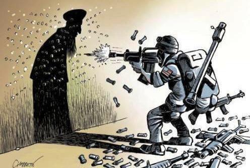 Contre les terroristes, nous devons lutter pour reconstruire l'espoir