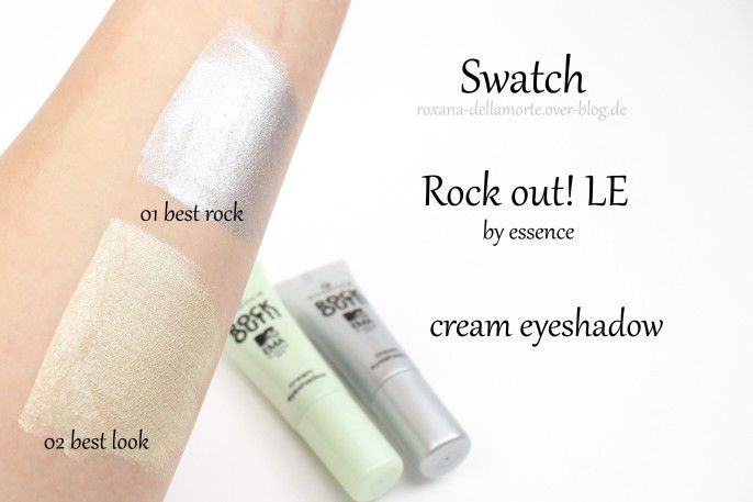 essence: Rock out! LE || Review &amp&#x3B; Swatches