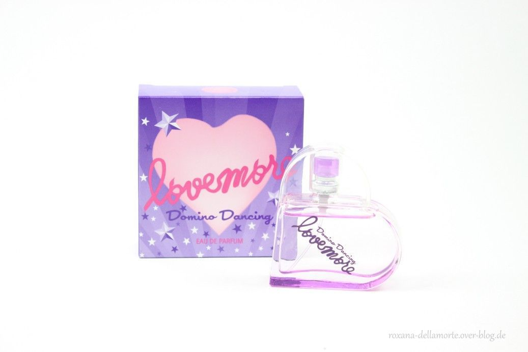 lovemore: Domino Dancing EdP || Kurztestbericht