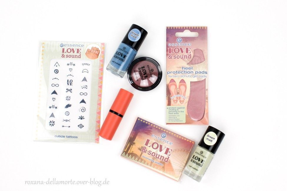 essence: love &amp&#x3B; sound LE || Review &amp&#x3B; Swatches