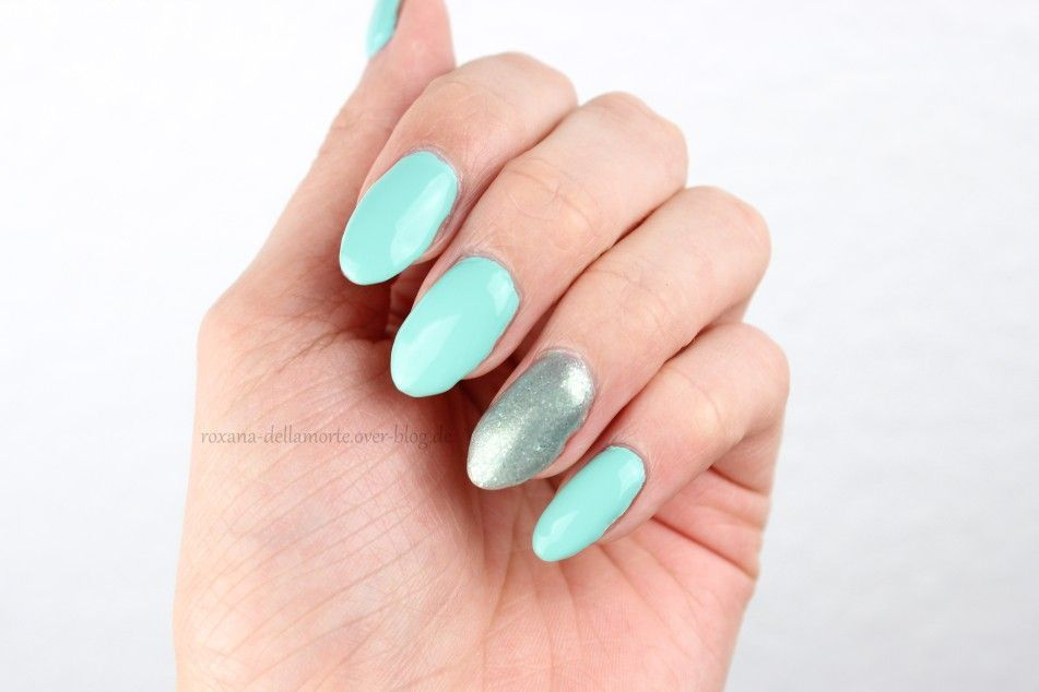 essence: the gel nail polish 40 play with my mint &amp&#x3B; 41 kiss me, freddy  || #longlastinglove im Test