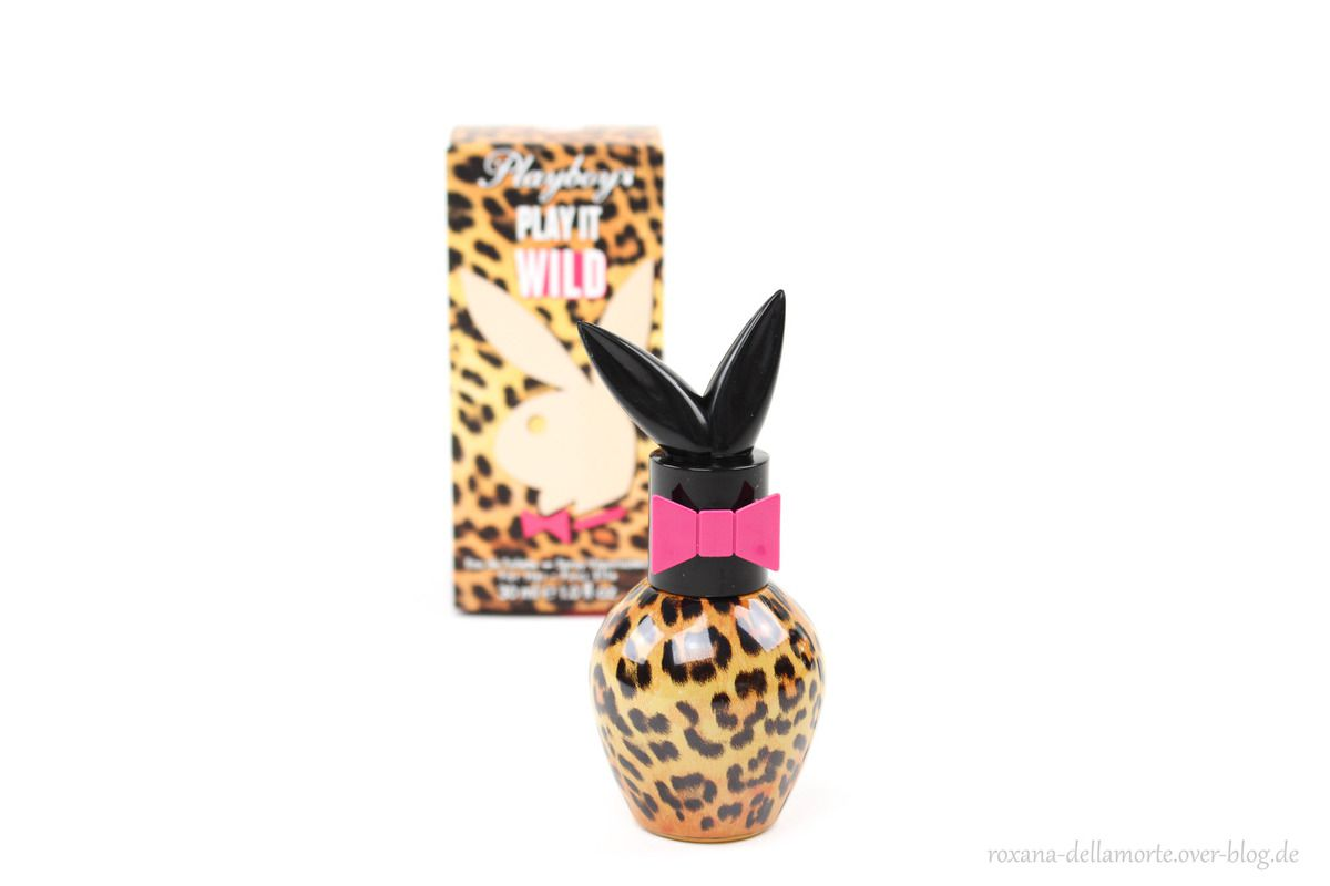 Playboy: PLAY IT WILD for her EdP || Testbericht
