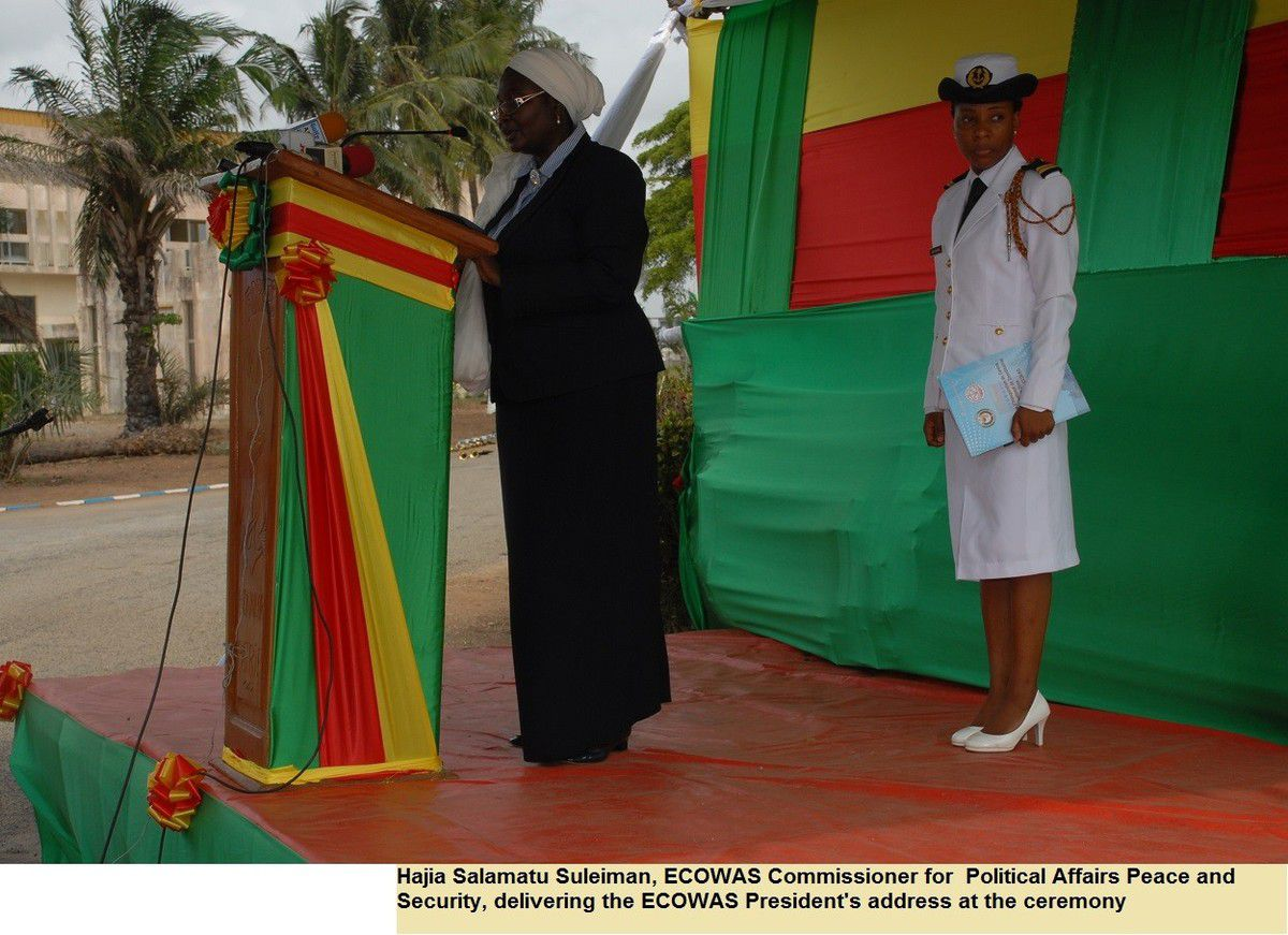 ECOWAS LAUNCHES MULTINATIONAL CENTRE TO BOOST MARITIME SECURITY ON THE GULF OF GUINEA