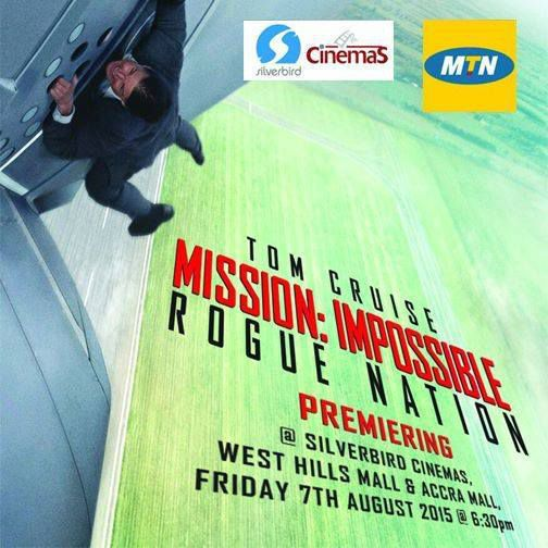 Are you Going Rogue OR Going Down this Friday? #MTNMovieMania