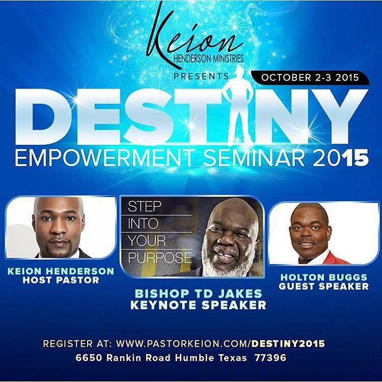 It is an honor to have been selected as feature trainer in a 2 day leadership conference with
