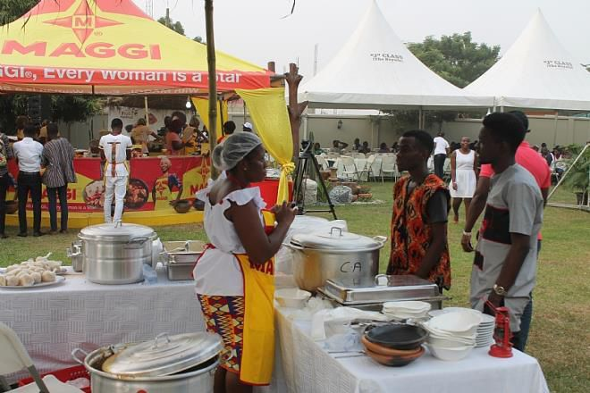 Festival To Promote African Dishes Held In Accra  Read more at: http://www.modernghana.com/news/661790/1/festival-to-promote-african-dishes-held-in-accra.html