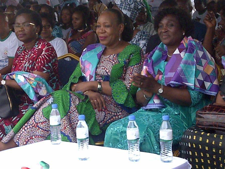 Panza Samba participe à la célébration de la femme africaine à Lomé