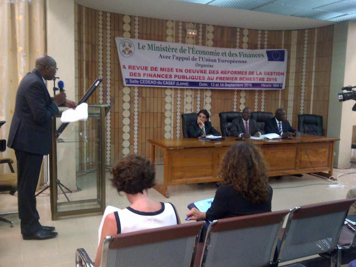 Togo/Renforcer la gestion des finances publiques pour l'éradication de la pauvreté