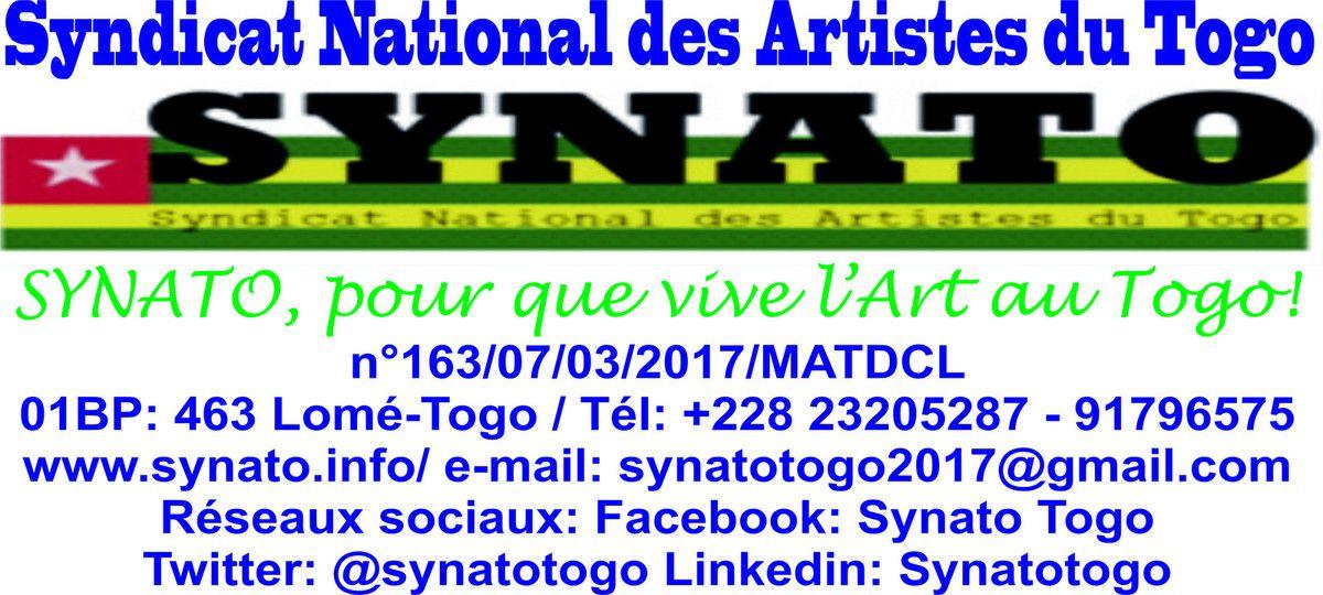 SYNATO APPELLE LES ARTISTES A UNE PERFORMANCE ARTISTIQUE