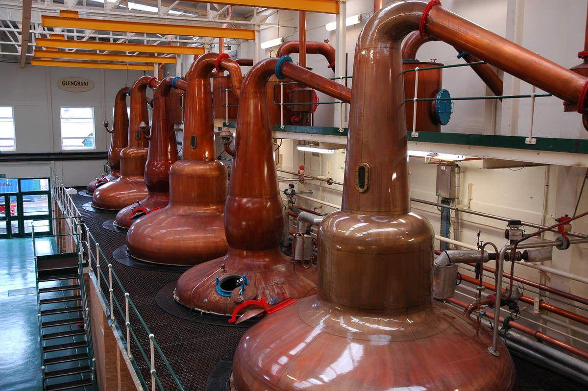 Visites du château de Cawdor et d'une distillerie de whisky