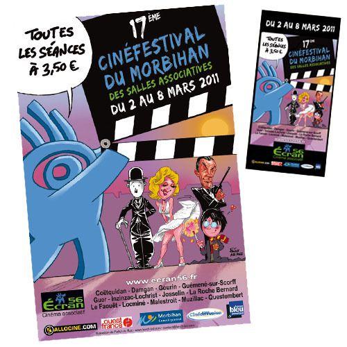 Ciné-Festival du Morbihan