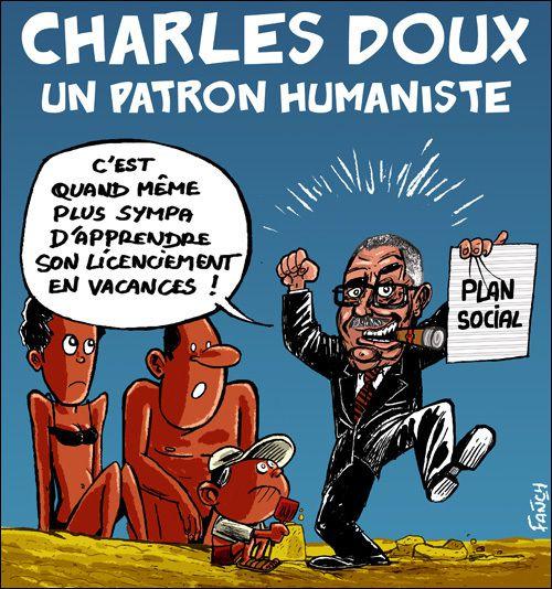 Charles DOUX, 2ème fortune de Bretagne