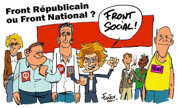 Front social