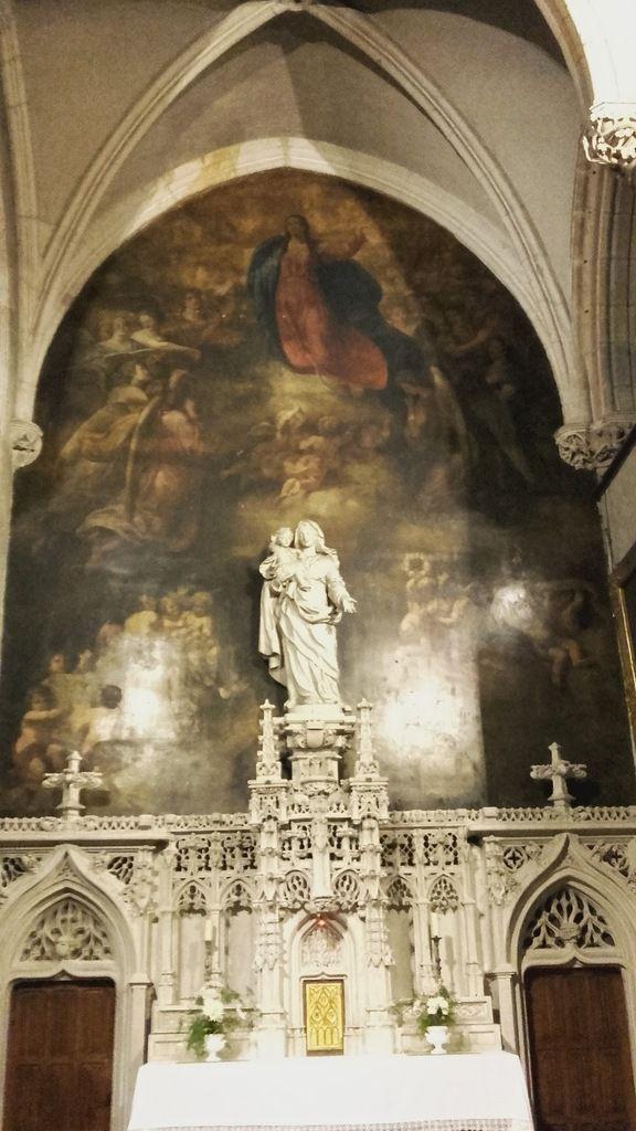 saint Michel, quand l'Archange veille: Dijon