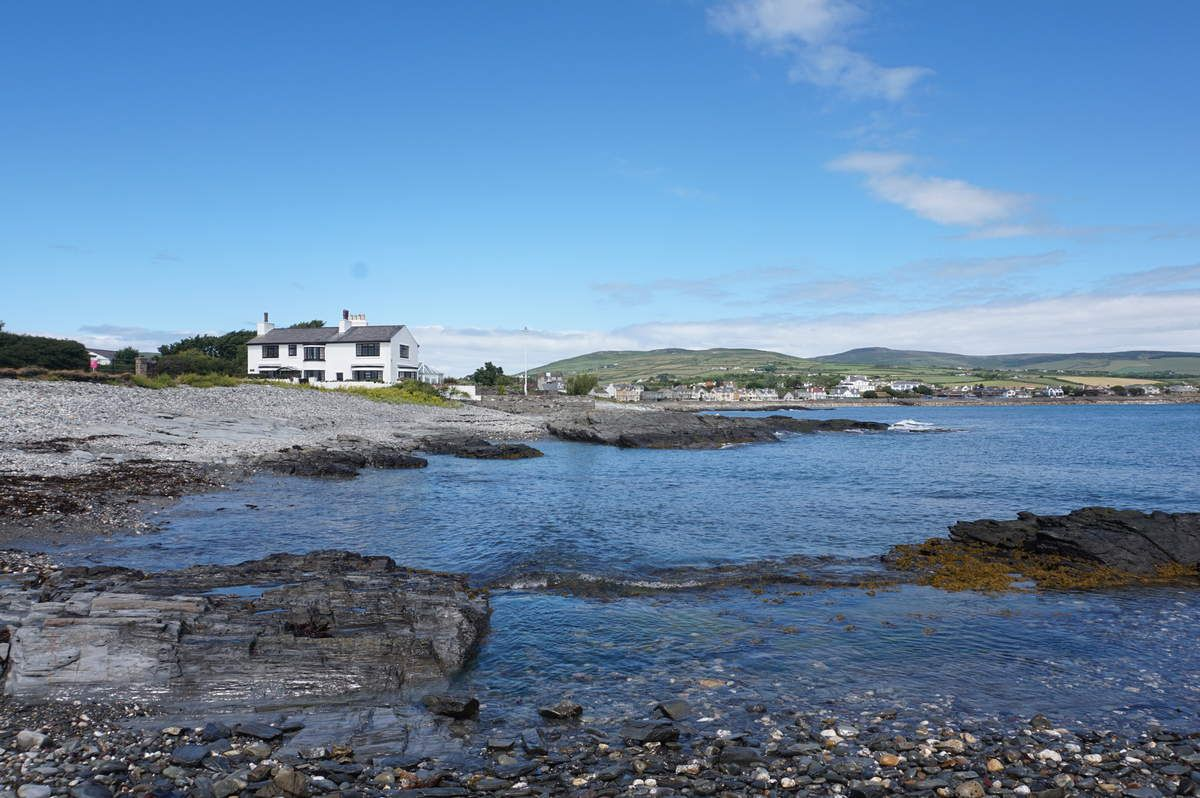 The isle of man, the nature, the history and the countryside
