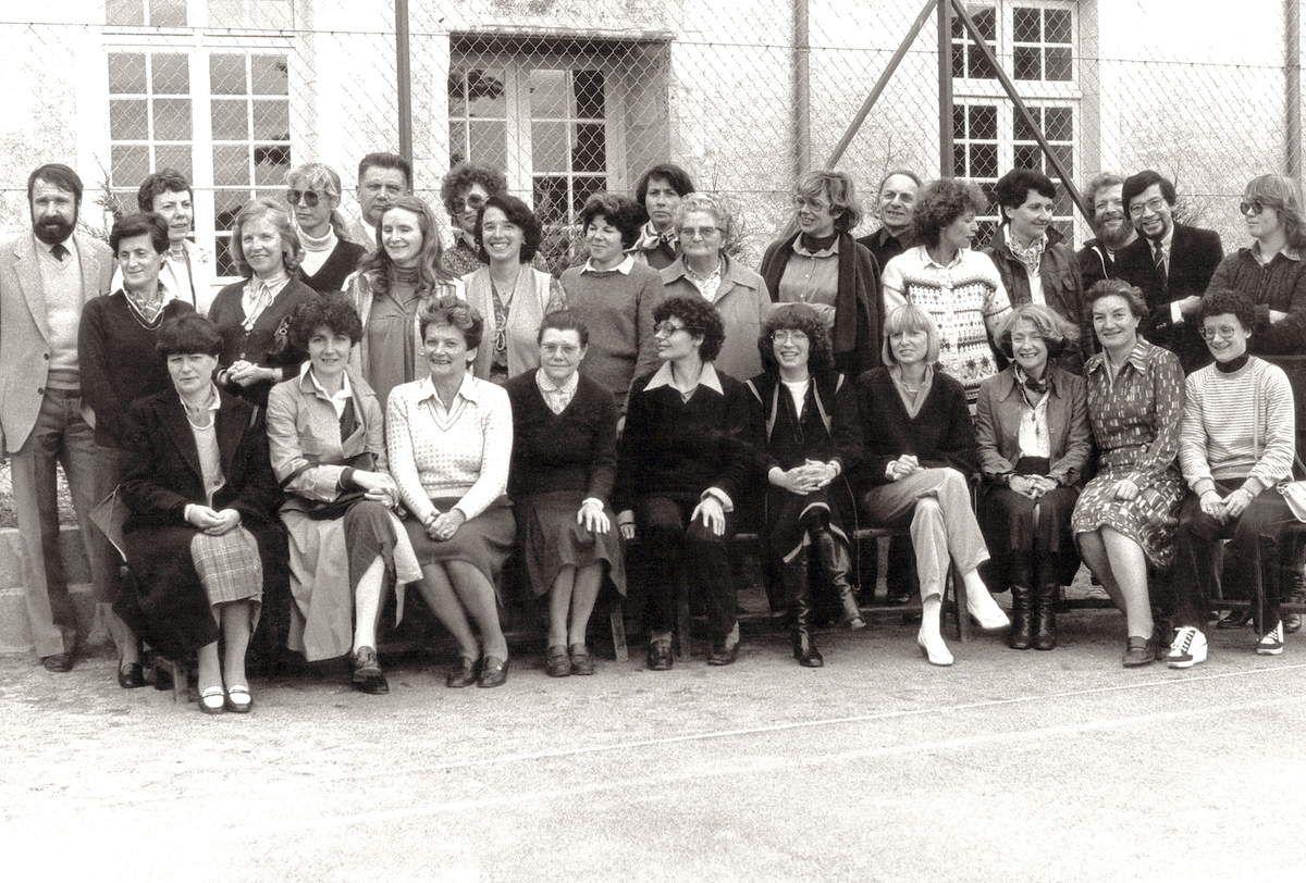 Les enseignants en 1984