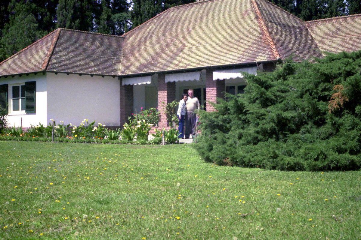 La casa Rebinder