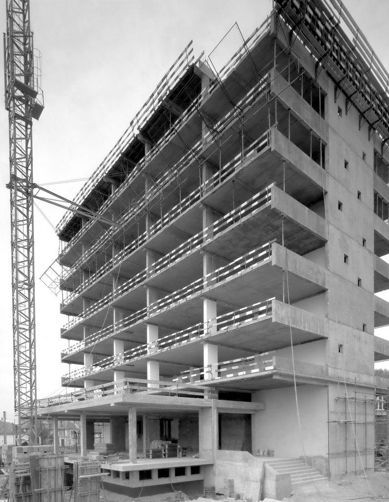 Centre Etudes Constructions 1971