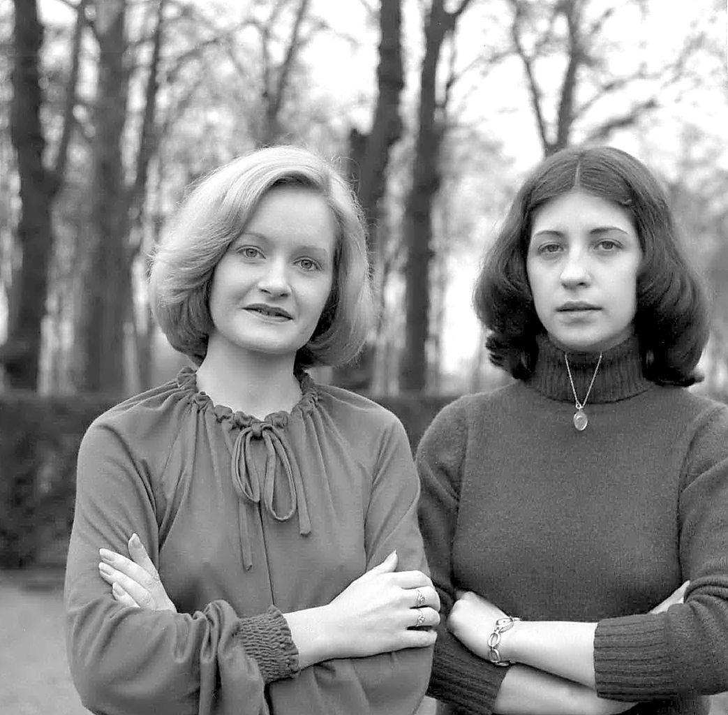 Jeunes-femmes des années 70