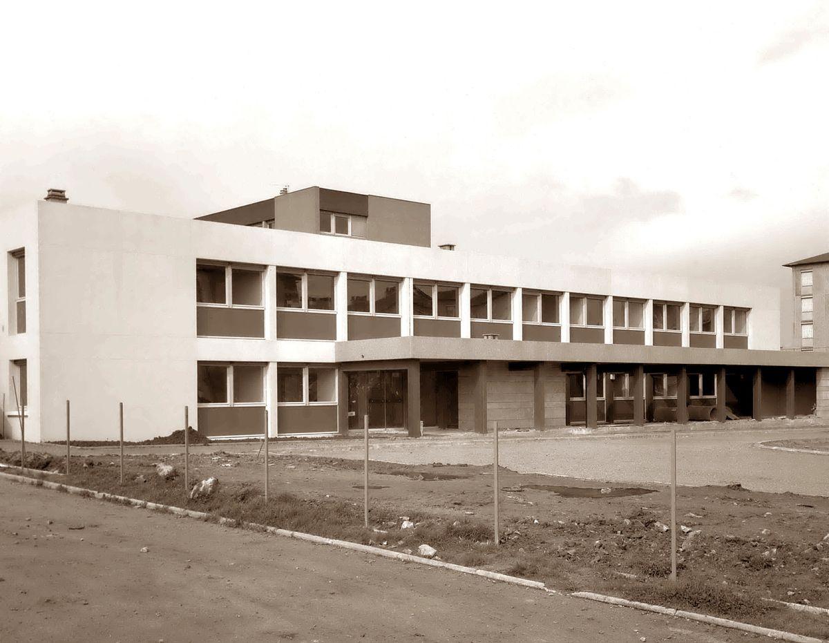 Immeuble de l'action sanitaire et sociale - 1972