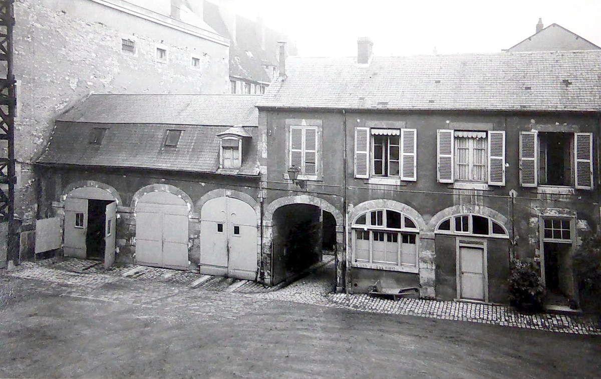 L'Hôtel de Vertpré
