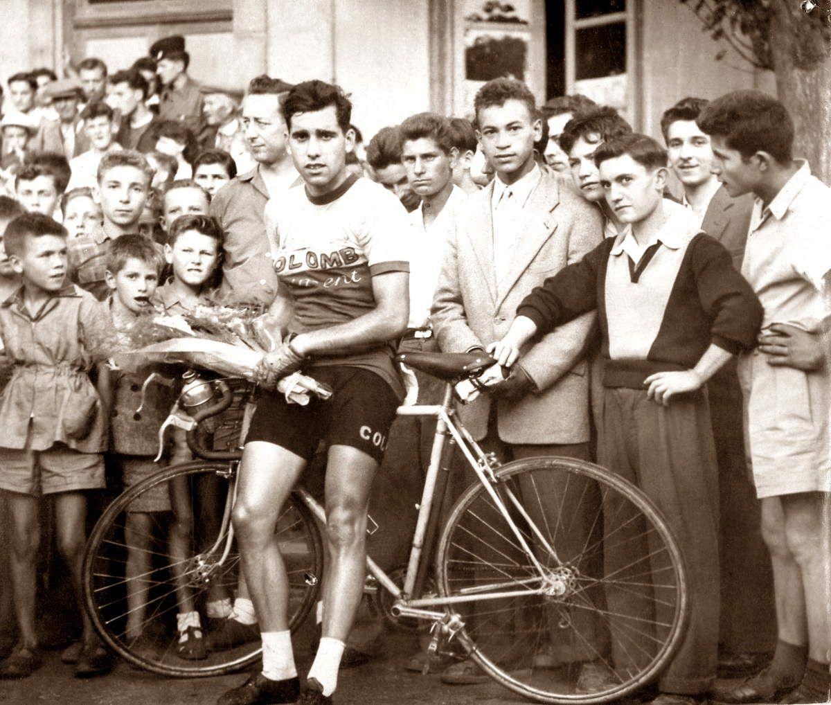 Le 12 novembre 2012, décès de Joaquim ROCA, figure du cyclisme nivernais des années 50.