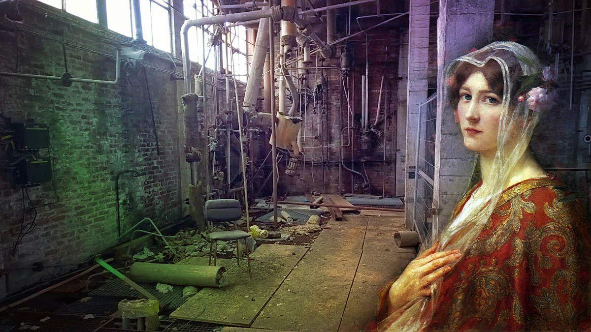 La cicatrice industrielle