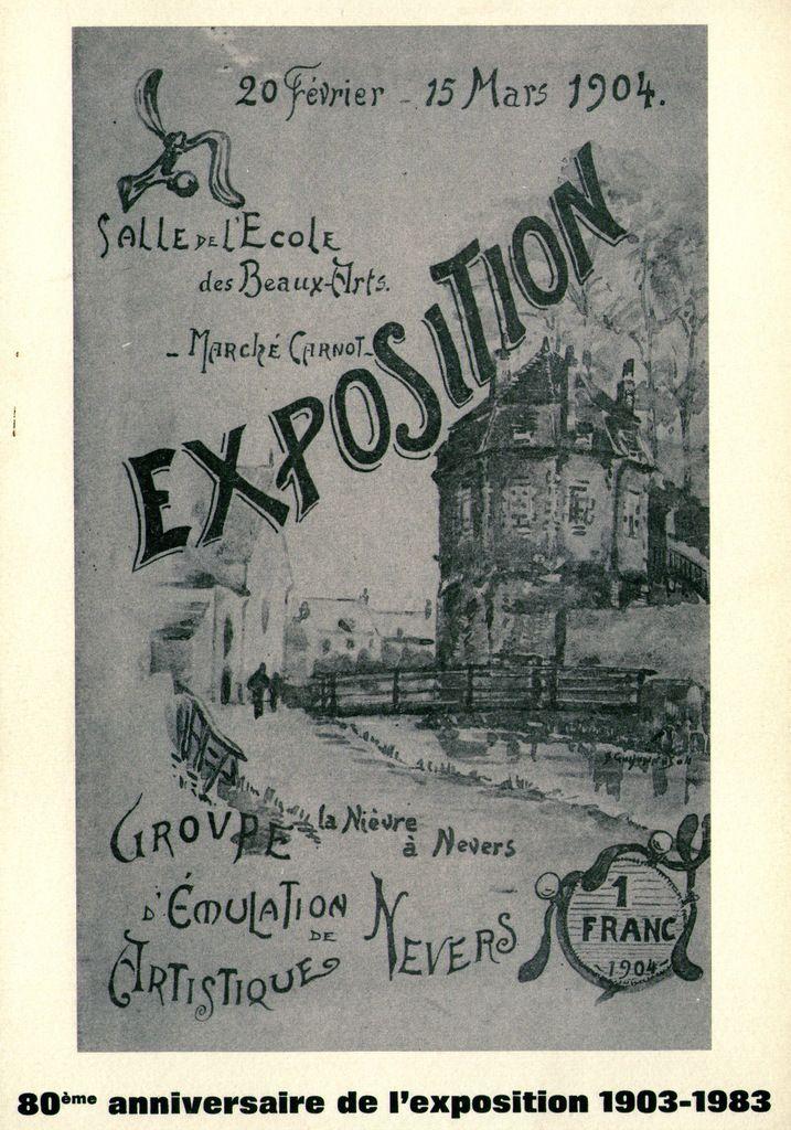 Les expositions du Groupe