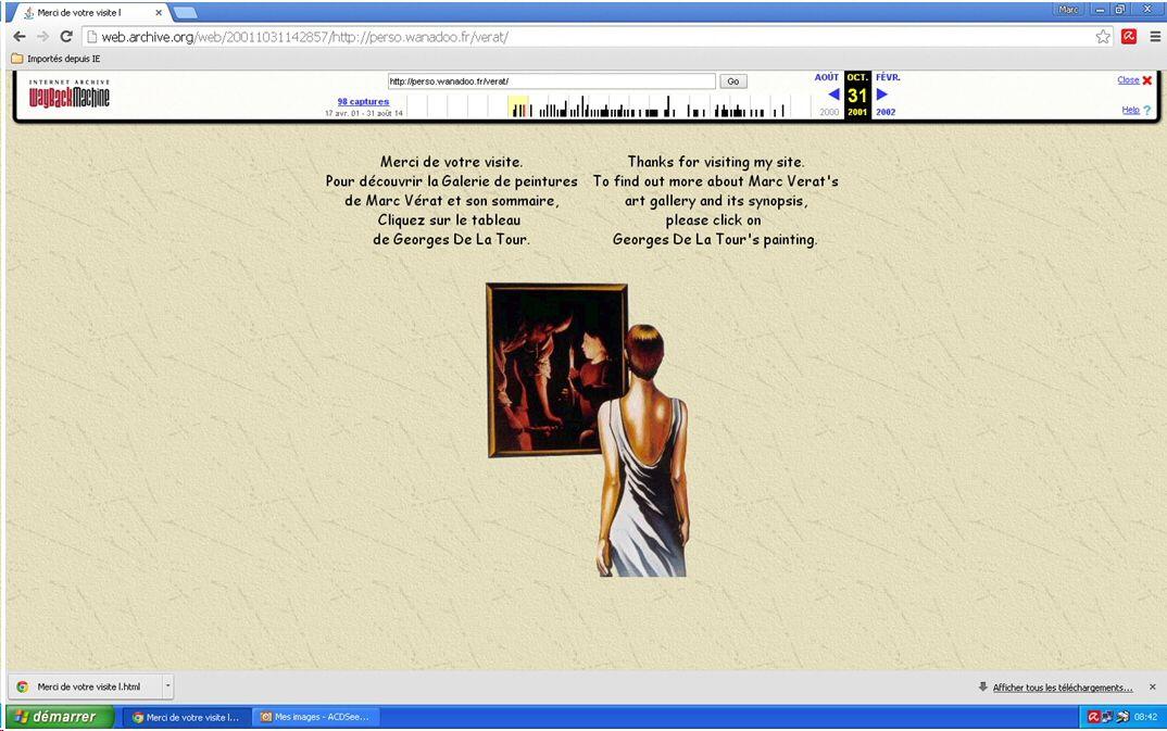 Web Archives