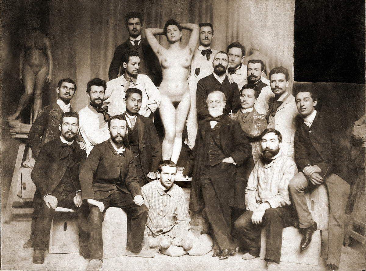 Atelier Jules Cavelier