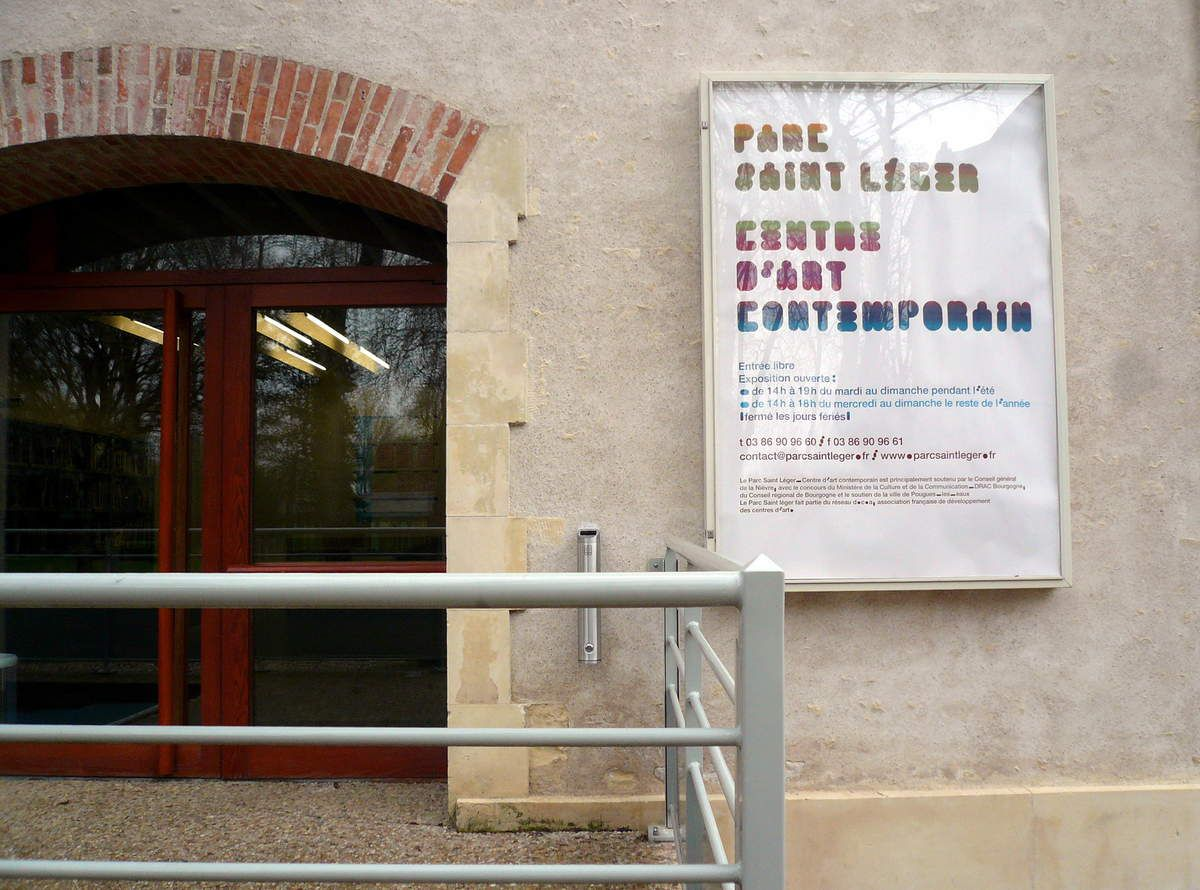 Le Centre d'art de Pougues