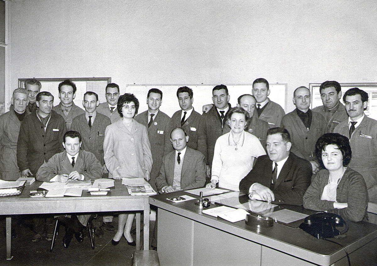 La réunion du Comité d'Entreprise