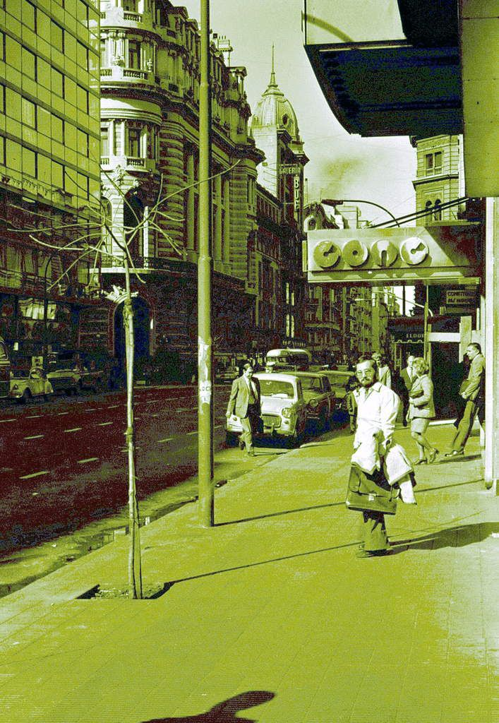 Argentine 1974-1976 - Photos souvenir